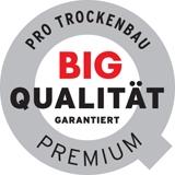 BIG Qualifizierungsprogramm Pro Trockenbau