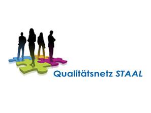 Das Qualitätsnetz STAAL – Wir sind dabei.